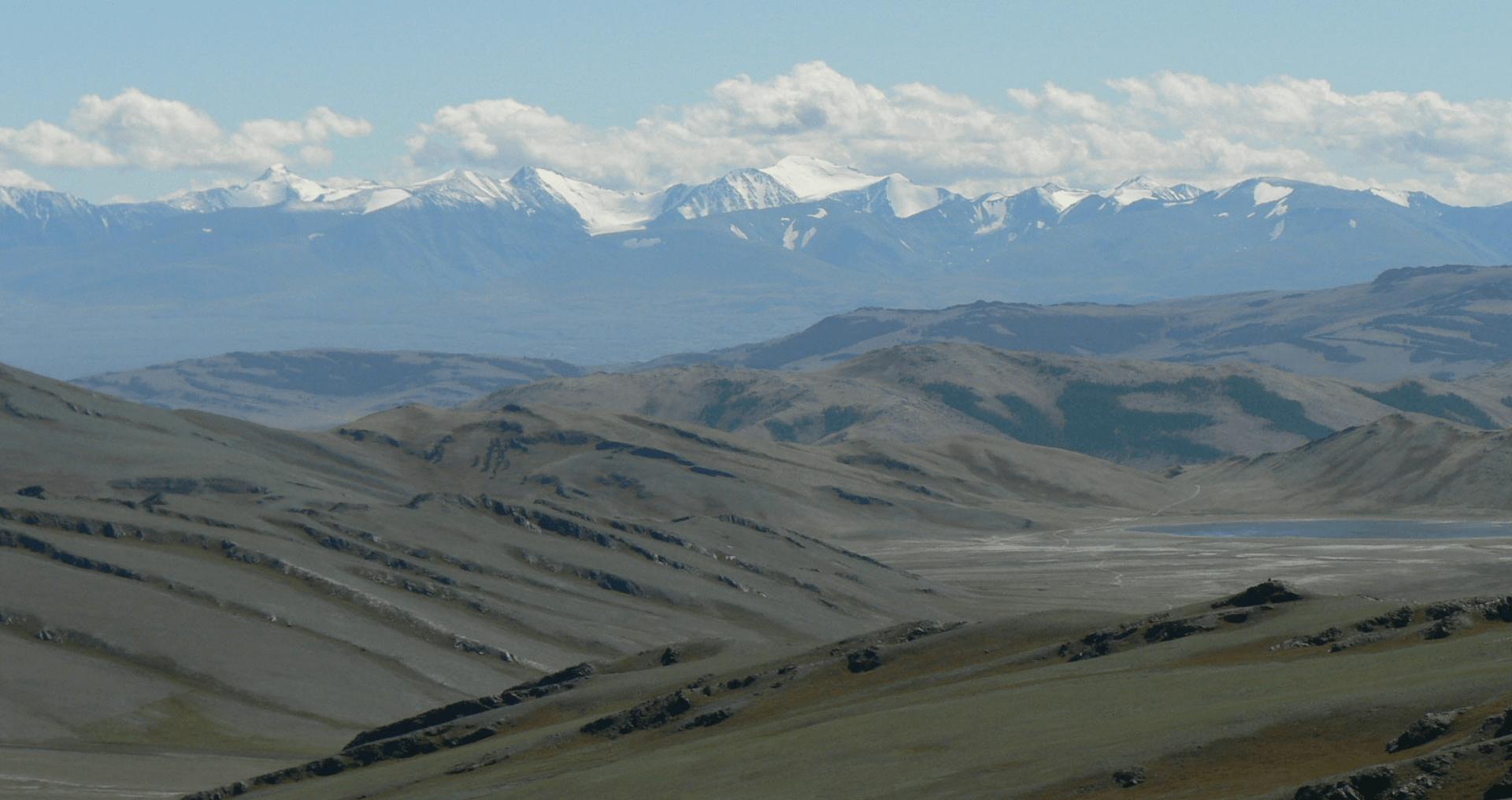 mongolischer Altai