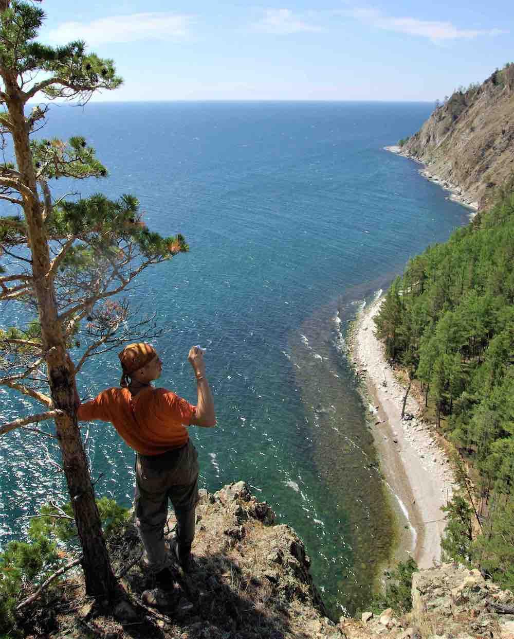 Ausblick auf den Baikalsee_AndreiTanichev